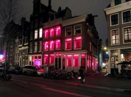 Visit of red light district with local night guide