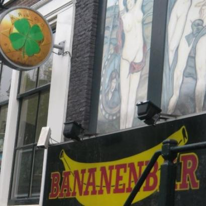 The best bar in Amsterdam