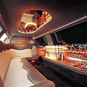 Hire limousine for your bachelor party in Amsterdam and party like celebrity